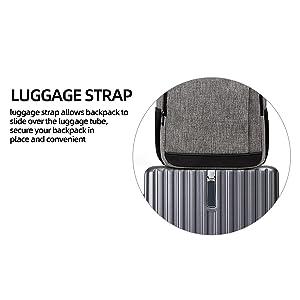 Luggage Strap Design