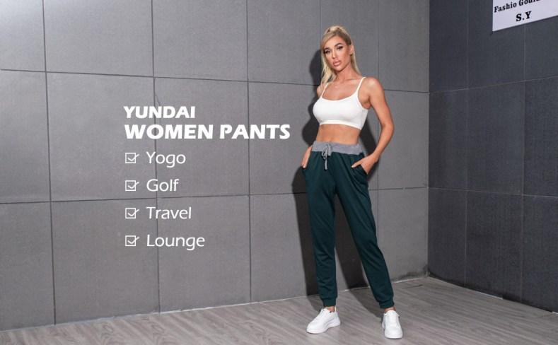 track cuff pants