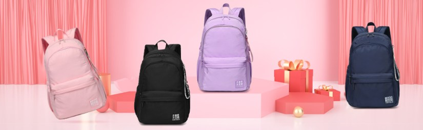 Large-capacity backpack for school use