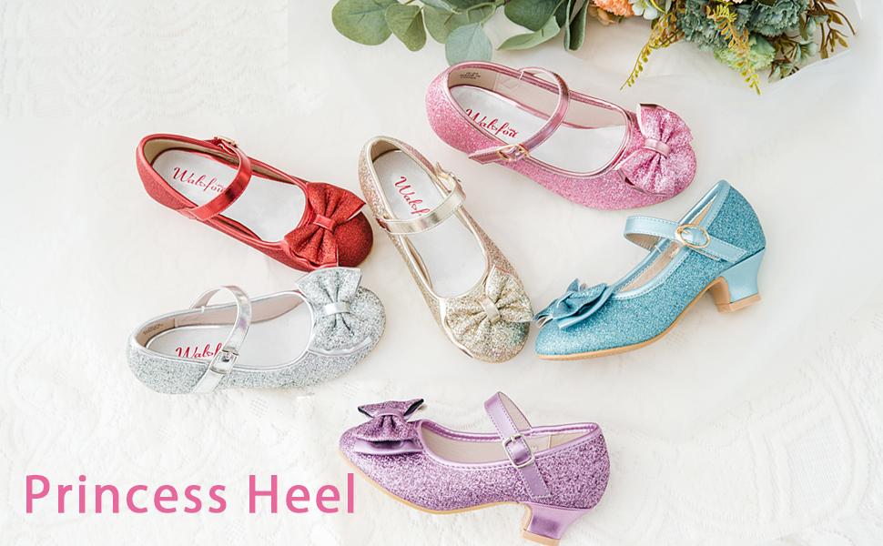high heel for girls