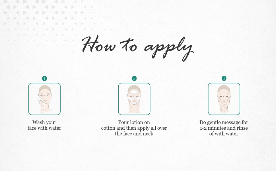lactoclin, how to apply, natural, organic, acne cream