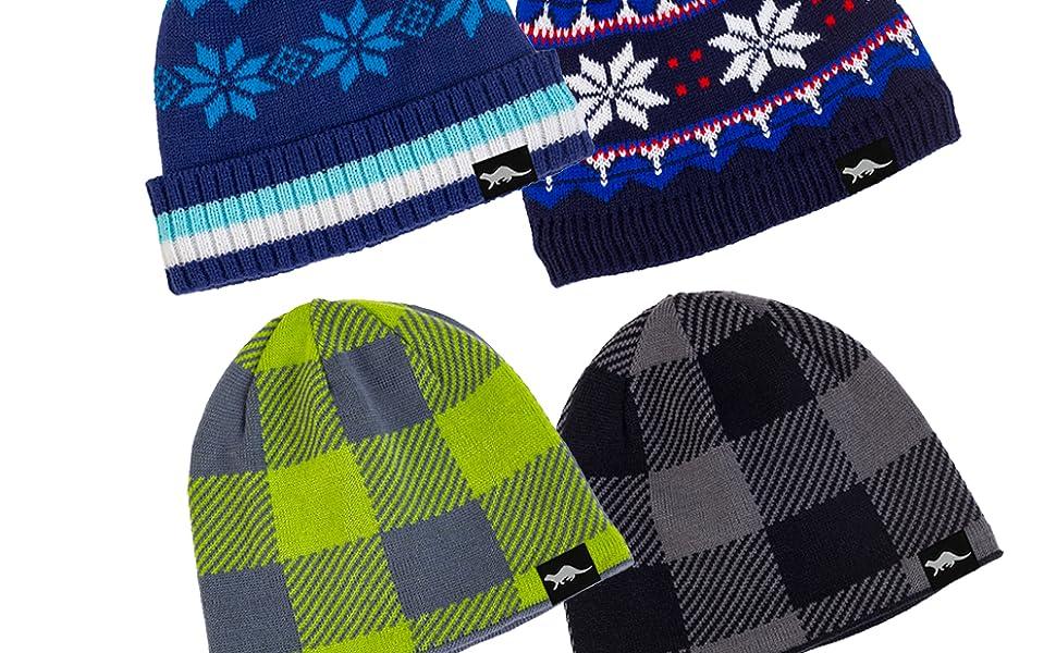 Männer / Frauen Hut Trawler Beanie Mütze