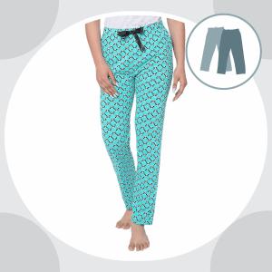 Womens Sleepwear - Shorts & Pants SPN-FOR1