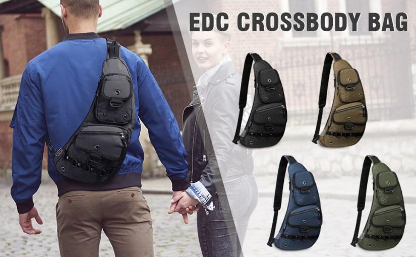 EDC crossbody bag