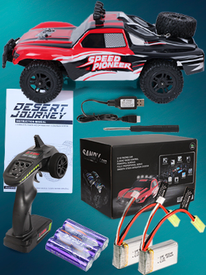 rc car package