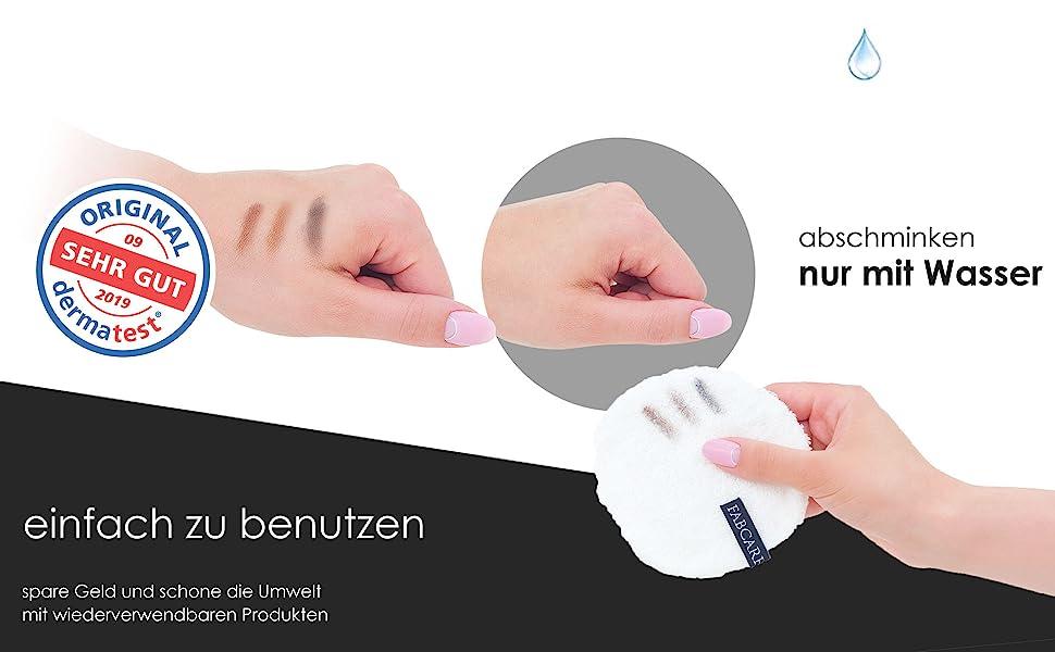 make-up pads