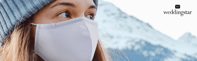Reusable Washable Fabric Face Mask