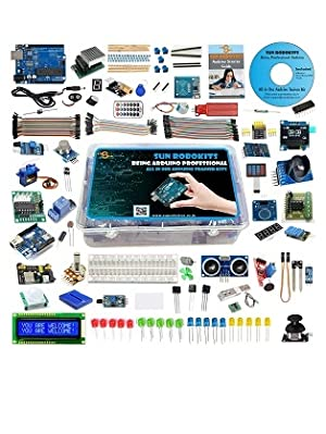 sunrobotics Being Arduino Compatible board Professional - A to Z Arduino Compatible Learning Kit