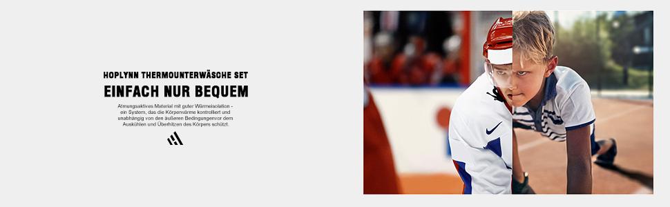 Unterwäsche Thermounterhemd Fußball Tights funktionswäsche thermo Pyjama lange Mädchen eishockey