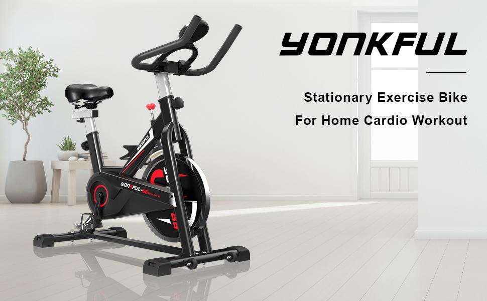 stationary bike for home