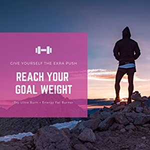 Nutrii Ultra Burn + Energy Weight Loss Energy Fat Burner