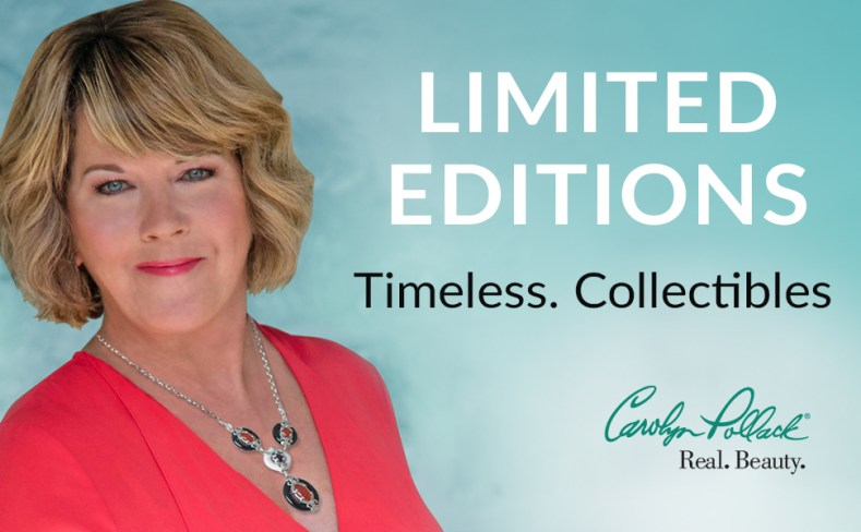 Carolyn Pollack sterling silver gemstone designer jewelry polish elegant versatile lasting bold