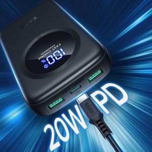 EAFU 12000mah fast charge power bank