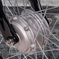 első kerék motor motor ananda 250w első motor