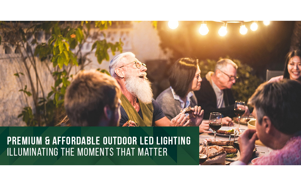 accent atmosphere low voltage lighting led warm lights hardscape deck light fixture