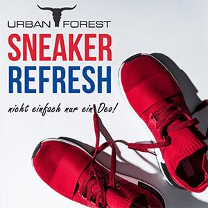 Schuh Geruch Spray als Schuhdeodarant zur Schuhpflege