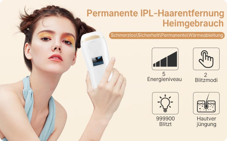 lumea prestige haarentfernungsgerät laser haarentfernung ipl dauerhafte haarentfernung laser