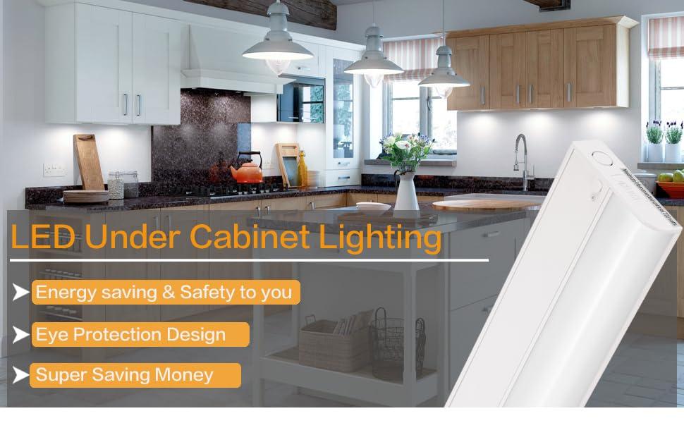 under cabinet lighting 5000K