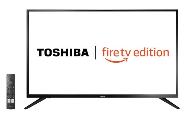 Fire TV w/ Remote
