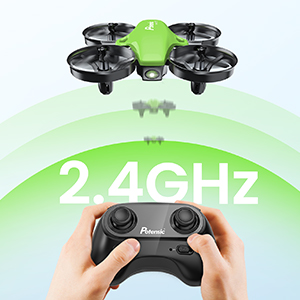 2.4GHz Remote Control Nano Drone