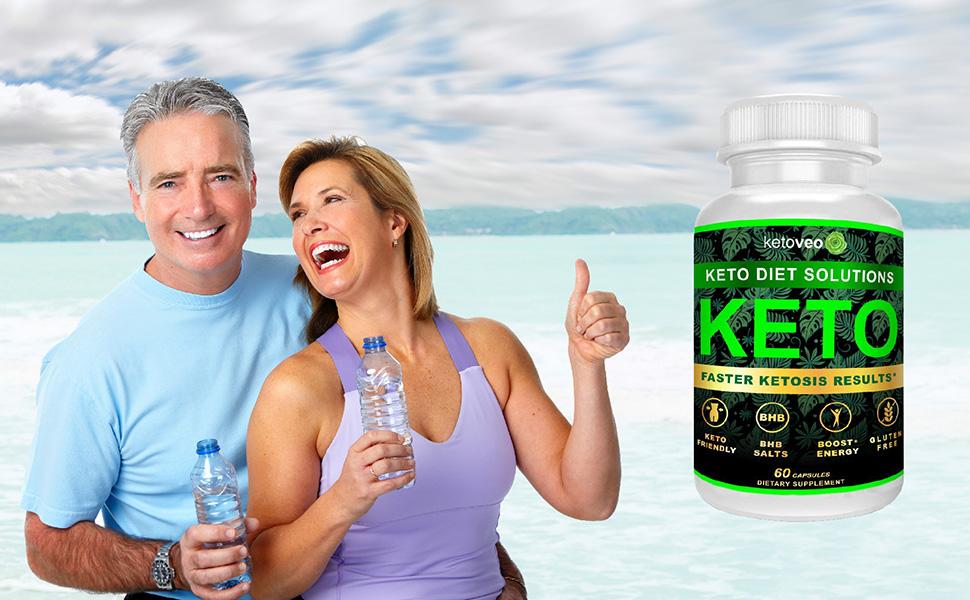 Keto Diet Pills Energy Boost, Raspberry Ketones, No Caffeine - Get in Ketosis for Ketogenic Diet