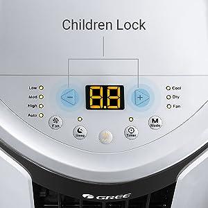 children lock