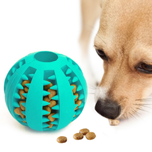Dog food toy