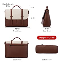 Briefcase for Women