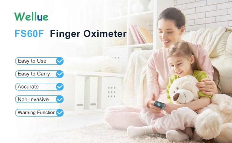 function of wellue finger tip
