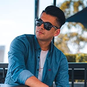 Classic Folding Sunglasses for Men