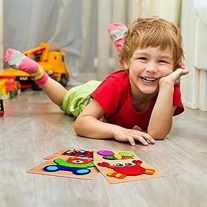anno educativi bimbi bimbo per gioco bambina anni montessori bimba femmina mesi puzzle