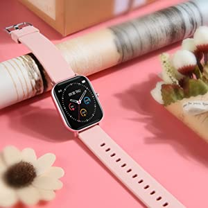 fashion smart watch delicate cool luxury fitness tracker elegant nice watch for women men