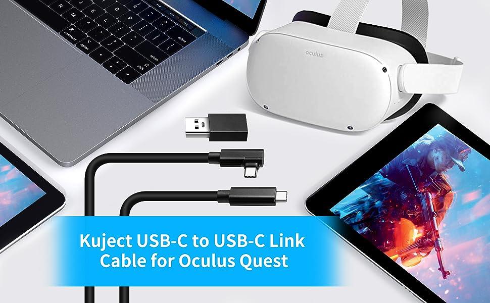 Oculus Quest Bağlantı Kablosu