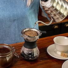 pour-over coffee kettle