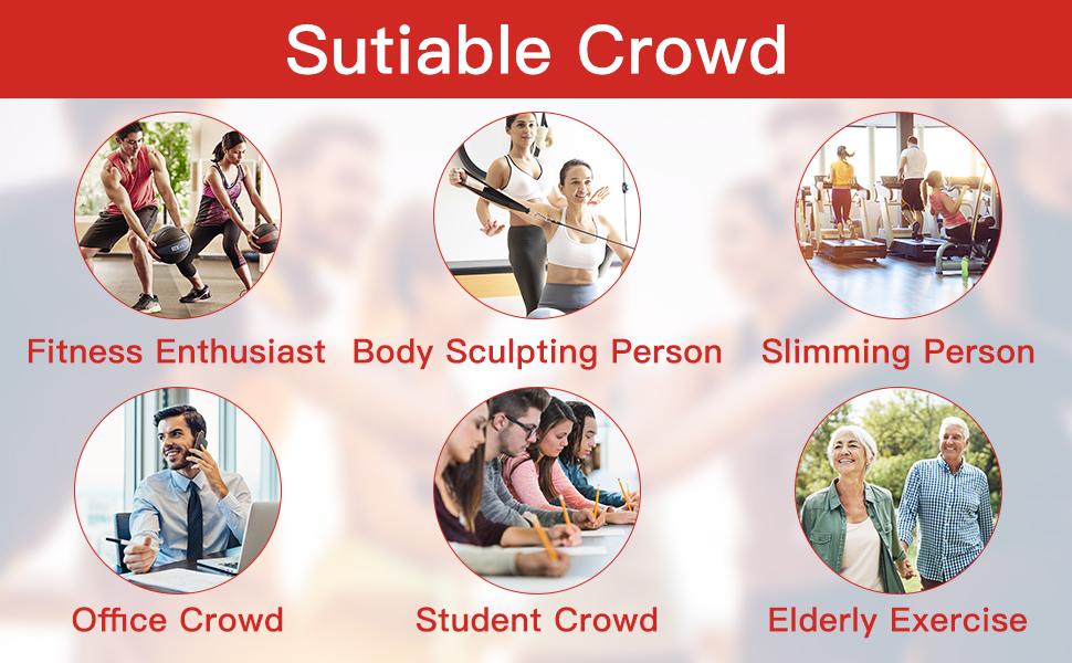 Sutiable Crowd