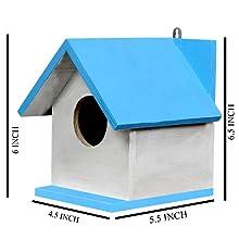 6.7x4.6x5 Inch Bird House