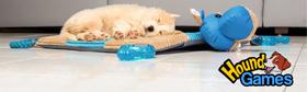 Puppy play mat brand image