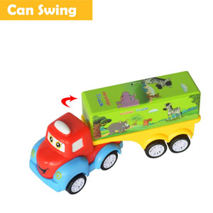 Front Back Movable Swing Develop Creativity Hand Eye Coordination Motor Skill Imagination Explore