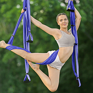 yoga hammock set yoga trapeze yoga swing yoga hammock aerial yoga