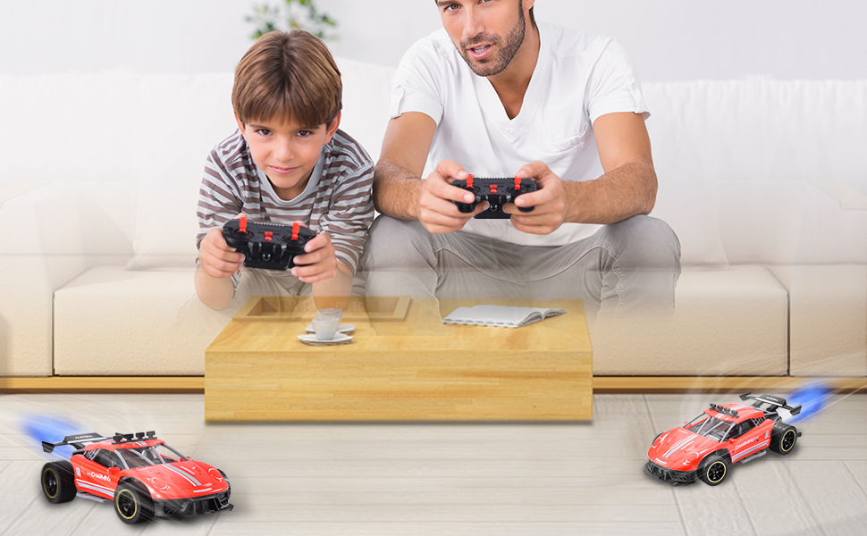 indoor and outdoor toy car