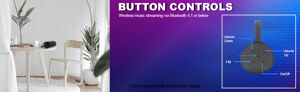 button controls
