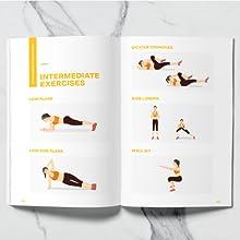Workout Dice Illustration Booklet