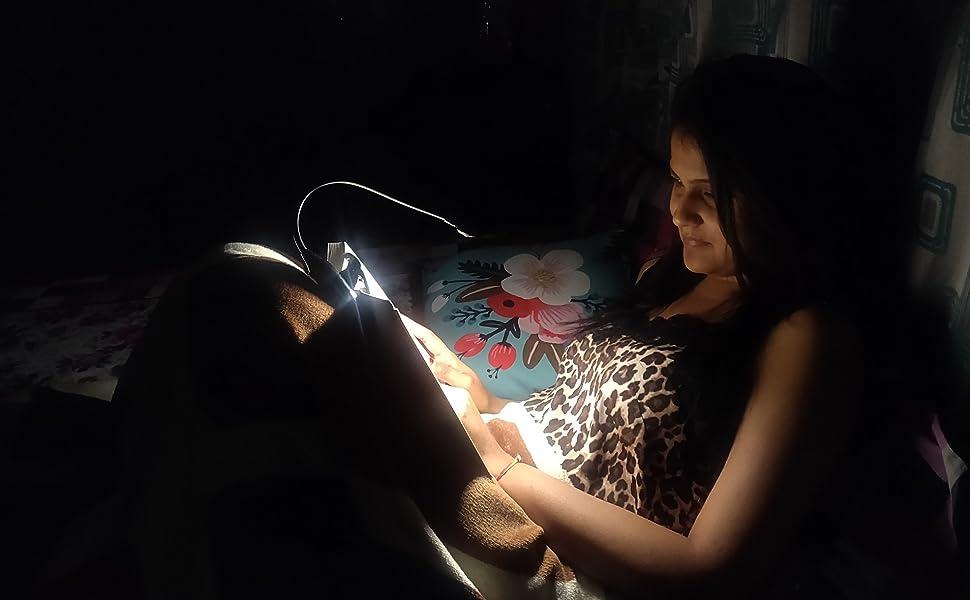 BED READING LIGHT
