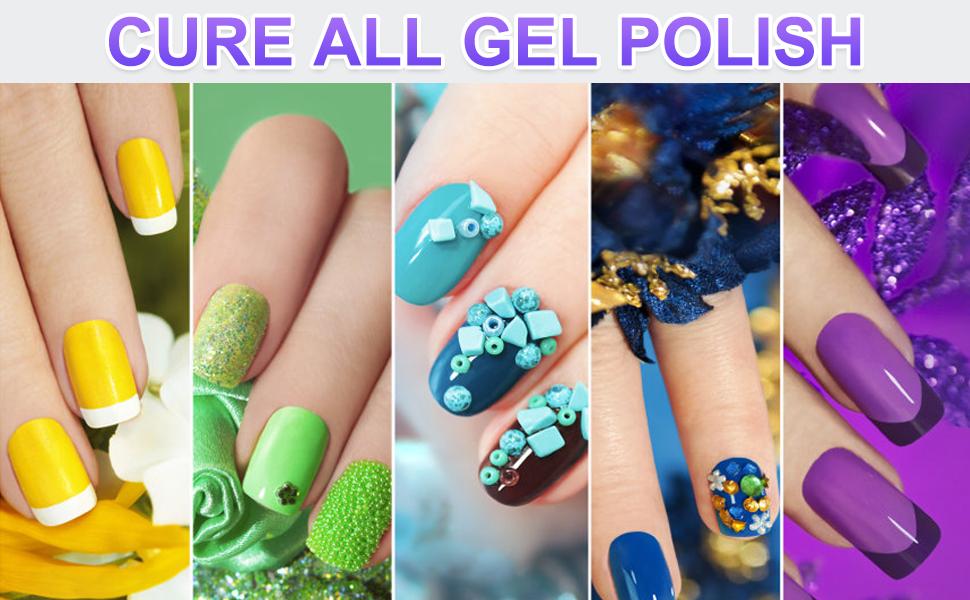 nail gel/polish