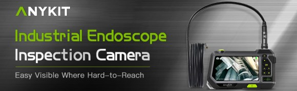 Dual endoscope