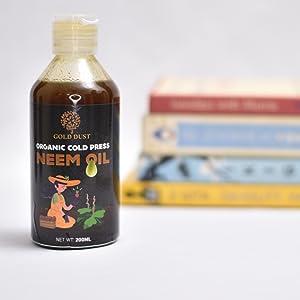 Organic Pesticide Bottle
