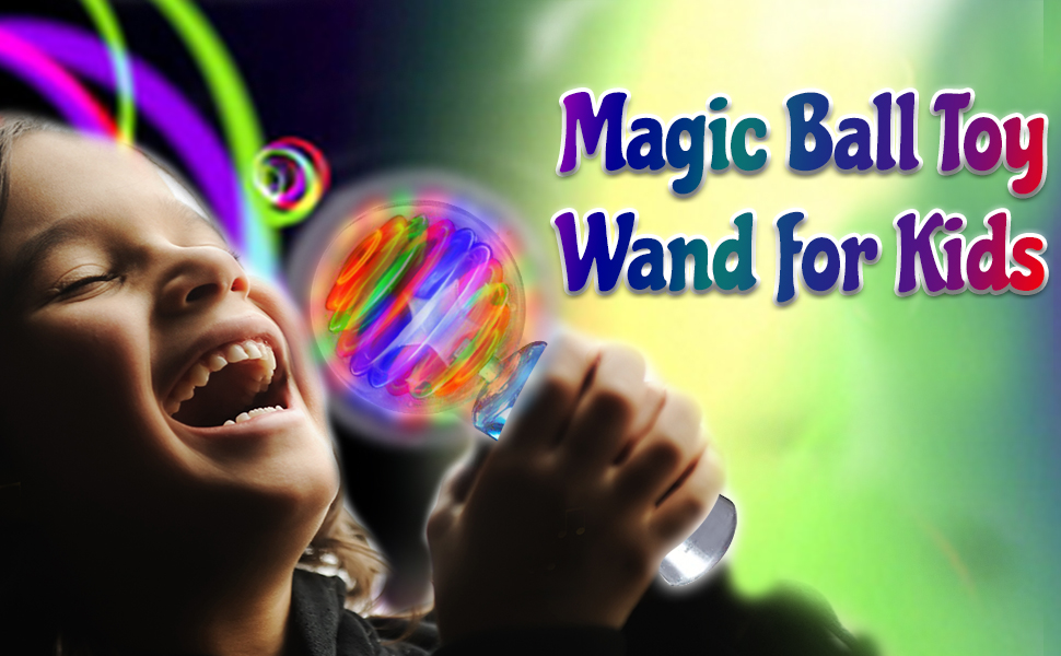 magic ball toy wand for kids