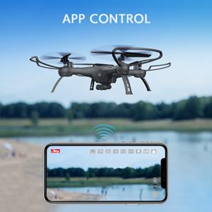 App control drone