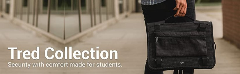 Tred Collection - Security with comfort made for students