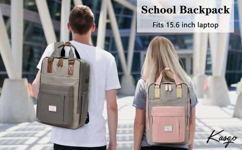 KASQO School Backpack